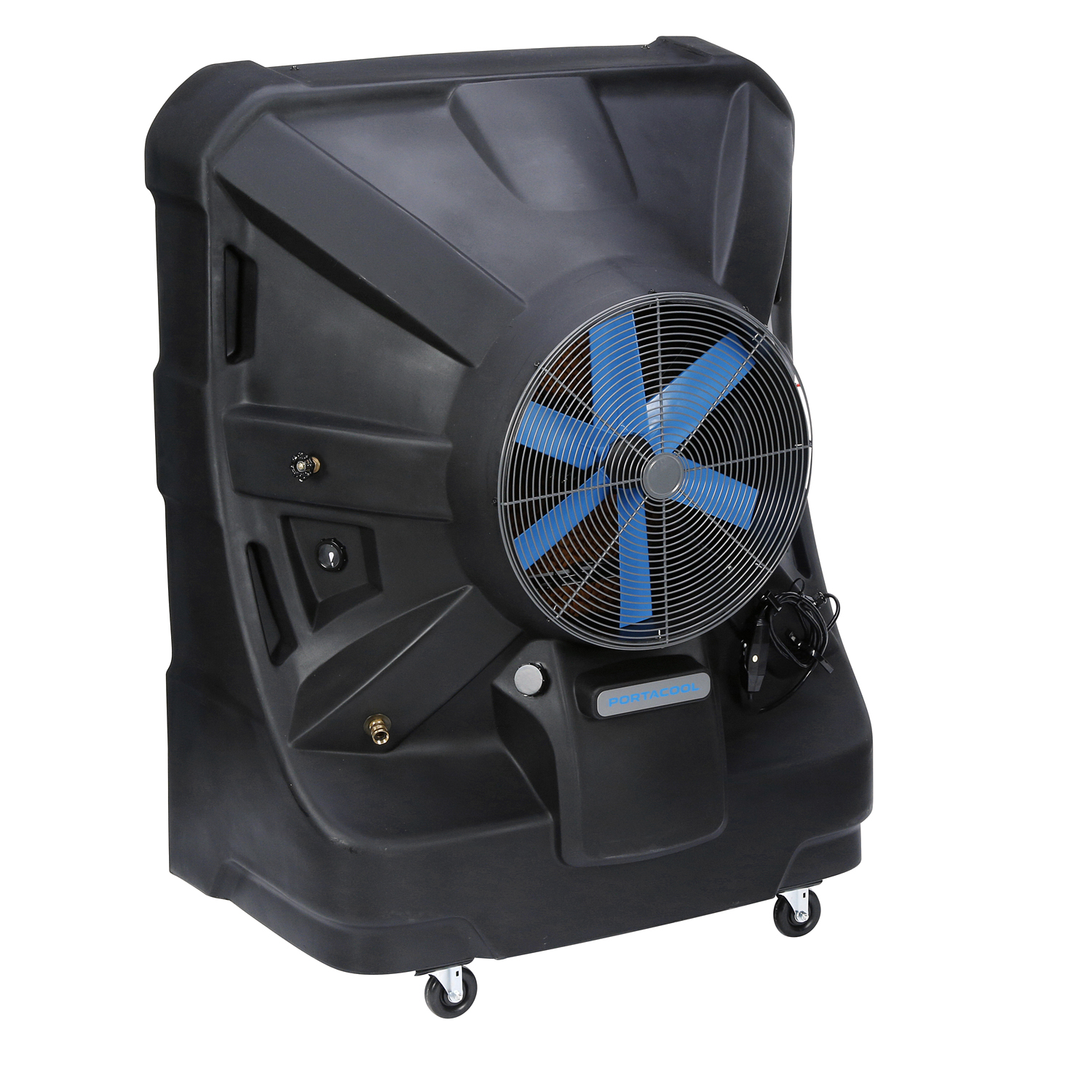 Portable-Evaporative-Cooler-Portacool-Safety-Cool-Jetstream-250-Right-Face