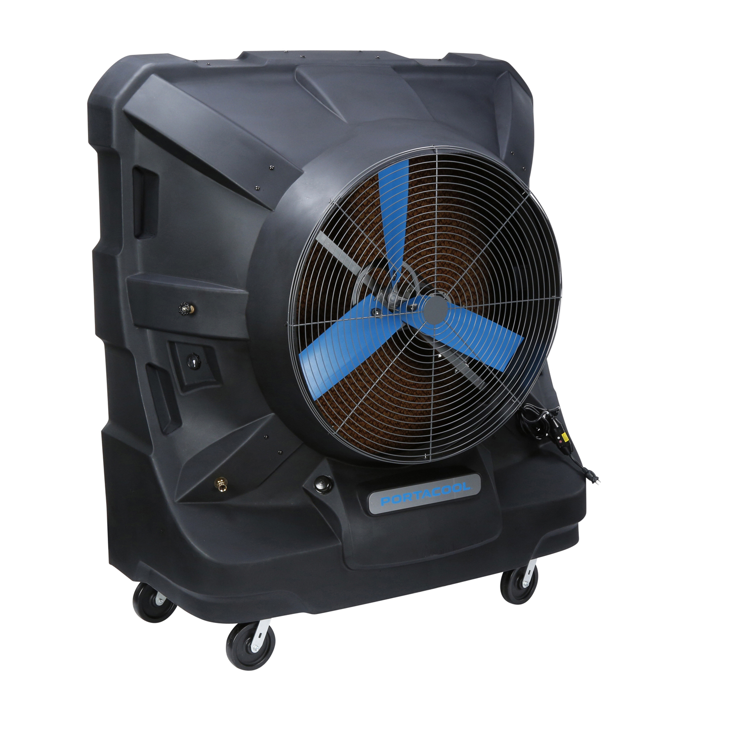 Portable-Evaporative-Cooler-Portacool-Safety-Cool-Jetstream-270-Right-Face